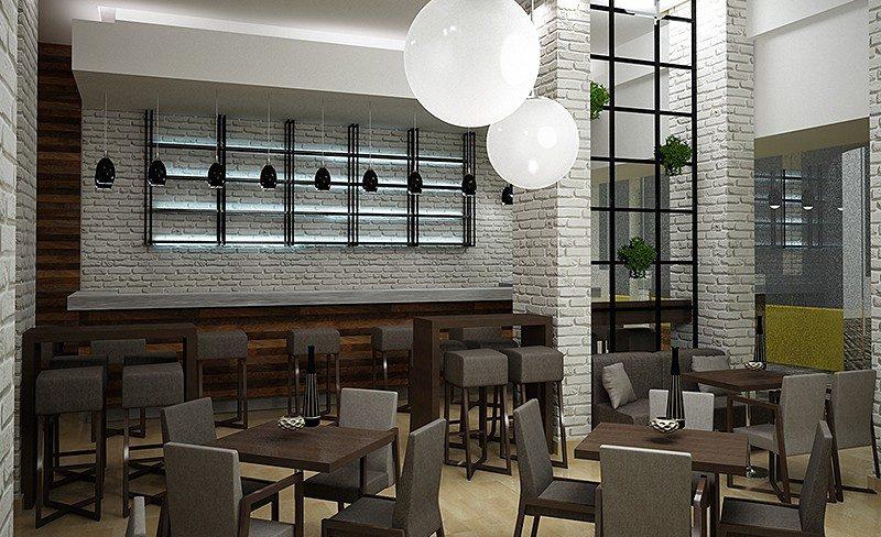 3d απεικόνιση μπαρ